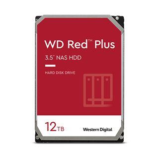 "12000GB WD Red Plus WD120EFBX 256MB 3.5"" (8.9cm) SATA 6Gb/s"