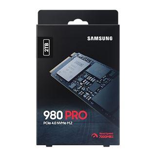 2000GB Samsung 980 Pro M.2 PCIe 4.0 x4 3D-NAND TLC (MZ-V8P2T0BW)