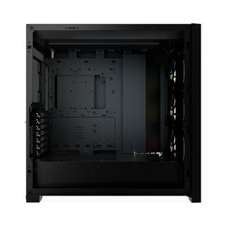 Corsair iCue 5000X RGB Midi Tower Glas-Sichtfenster ohne Netzteil