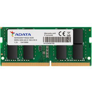 8GB Adata DDR4-2666 SODIMM, CL19, Single (AD4S266688G19-RGN)