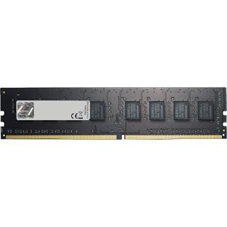 8GB (1x 8192MB) G.Skill Value DDR4-2666MHz, CL15, Single, bulk
