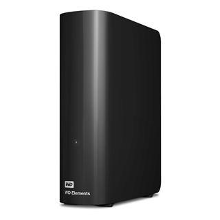 18000GB WD Elements Desktop schwarz, USB 3.0 Micro-B (WDBWLG0180HBK)