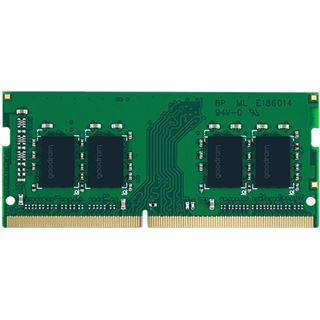 8GB GOODRAM DDR4-2666 SO-DIMM CL19 Single