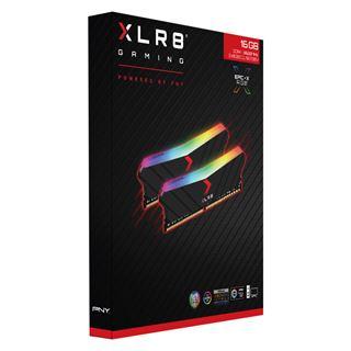 16GB PNY XLR8 Gaming Epic-X RGB DDR4-3600 DIMM CL18 Dual Kit