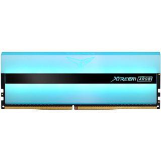 32GB TeamGroup T-Force Xtreem ARGB Weiß DDR4-3600 DIMM CL18