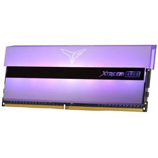 64GB (2x 32768MB) TeamGroup T-Force Xtreem ARGB DDR4-3600