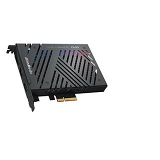Avermedia Video Capture Card, Live Gamer Duo (GC570D)