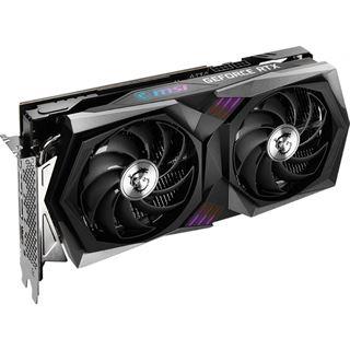 12GB MSI GeForce RTX 3060 Gaming X (Retail)