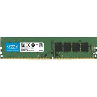 32GB (1x 32768MB) Crucial DDR4-3200MHz (MTA18ASF4G72PZ3G2E1) 1RX4