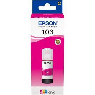 Epson 103 EcoTank Magenta ink bottle local