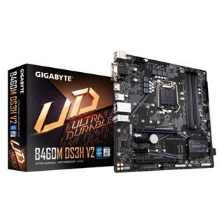 Gigabyte B460M DS3H V2 S1200/DDR4/µATX