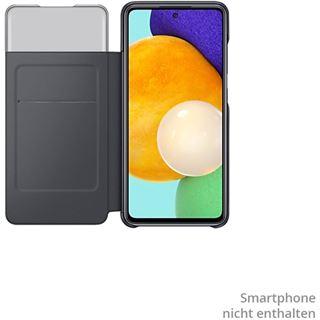 Samsung Smart S View Wallet EF-EA525 für Galaxy A52, schwarz