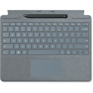 Surface Microsoft Pro X Sign. Type Cover blau