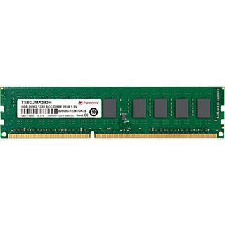 4GB (1x 4096MB) TRANSCEND DDR3 1333 ECC-DIMM 2Rx8 für Mac Pro