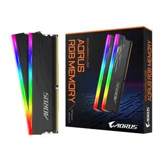 16GB Gigabyte Aorus RGB DDR4-4400 DIMM CL19 Dual Kit