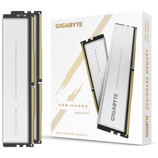 64GB (2x 32768MB) Gigabyte Designare DDR4-3200MHz (GP-DSG64G32)