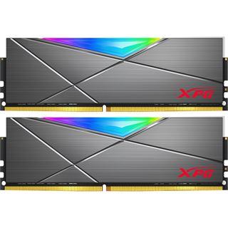 16GB ADATA XPG Spectrix D50 RGB DDR4-3600 DIMM CL18 Dual Kit