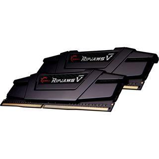 16GB G.Skill RipJaws V schwarz DDR4-4600 DIMM CL19 Dual Kit