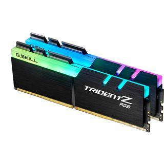 32GB G.Skill Trident Z RGB DDR4-4000 DIMM CL16 Dual Kit