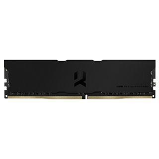 16GB GOODRAM IRDM Pro, tiefschwarz DDR4-3600 DIMM CL18 Single