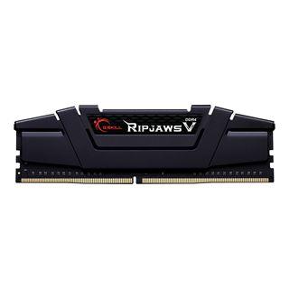 32GB G.Skill RipJaws V schwarz DDR4-4400 DIMM CL19 Dual Kit