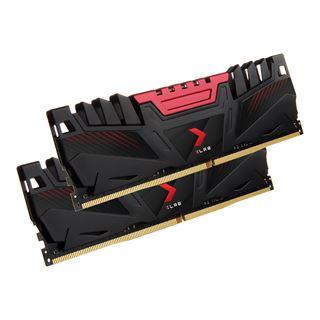 16GB (2x 8192MB) PNY XLR8 DDR4-2666MHz PC4-21300 Desktop Memory Kit