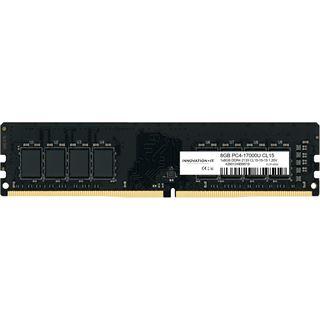 8GB (1x 8192MB) Innovation IT DDR4-2133 PC4-17066U CL15 1.2V DDR4