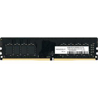 8GB (1x 8192MB) Innovation IT DDR4-3000 CL 16 1,35V
