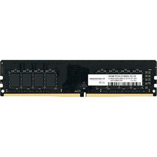 16GB (1x 16384MB) Innovation IT DDR4-2666 16 Chip