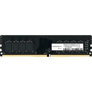 16GB (1x 16384MB) Innovation IT DDR4-3200 CL16-18-18 1.35V