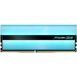 32GB TeamGroup T-Force Xtreem ARGB DDR4-4000 DIMM CL18 Dual Kit