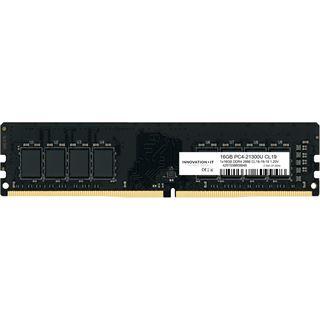 16GB Innovation IT DDR4-2666Mhz (1x16GB) IT CL19-19-19 1.20V LD 8-Chip