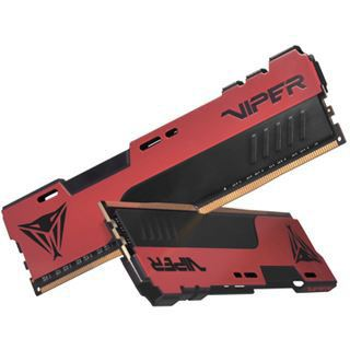 16GB Patriot Viper Elite II DDR4-3200 DIMM CL18 Dual Kit