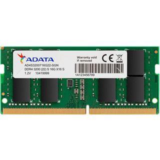 8GB (1x 8192MB) Adata DDR4-2666MHz CL19 Value retail
