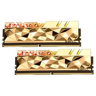16GB (2x 8192MB) G.Skill Trident Z Royal Elite DDR4-3600MHz