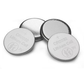 Verbatim Batterie Lithium, Knopfzelle, CR2032, 3V Retail Blister