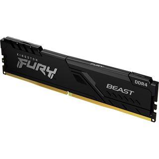 16GB Kingston FURY Beast DDR4-2666 DIMM CL16 Single