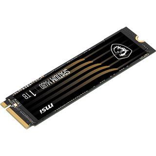 1000GB MSI Spatium M480 M.2 2280 PCIe 4.0 x4 3D NAND (S78-440L490-P83)