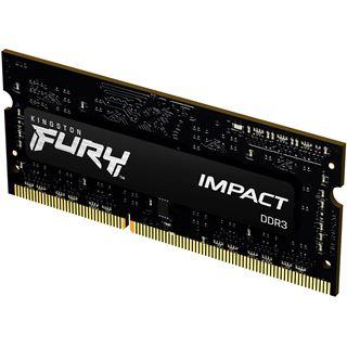 4GB (1x 4096MB) Kingston FURY Impact - DDR3L - SO DIMM 204-PIN - 1600