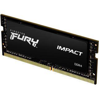 8GB Kingston FURY Impact DDR4-2933 SO-DIMM CL17 Single