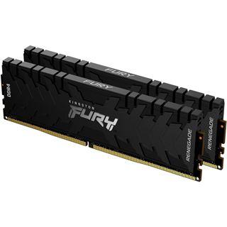 64GB Kingston FURY Renegade RGB DDR4-3200 DIMM CL16 Dual Kit