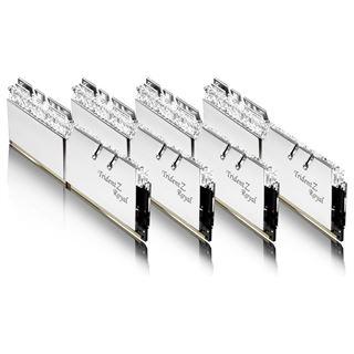 32GB G.Skill Trident Z Royal silber DDR4-3600 DIMM CL14 Quad Kit