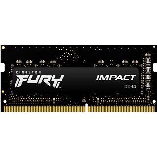 16GB (1x 16384MB) Kingston FURY Impact DDR4-2666MHZ CL15 SODIMM