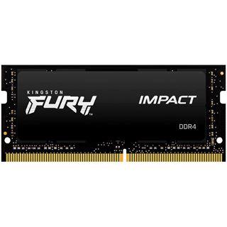 64GB (2x 32768MB) Kingston DDR4-2933MHz CL17 SODIMM