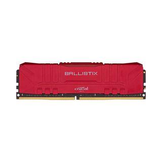 8GB (1x 8192MB) Crucial DDR4 3200 UDIMM CL16
