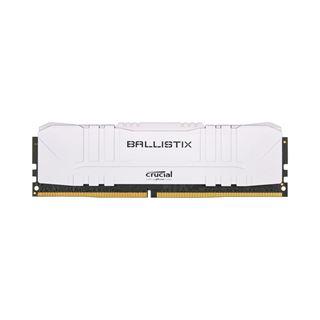 8GB Crucial Ballistix weiß DDR4-3600 DIMM CL16 Single