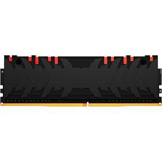 8GB Kingston FURY Renegade RGB DDR4-3200 DIMM CL16 Single