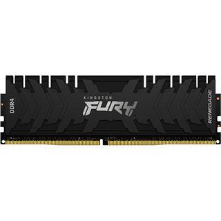 32GB (1x 32768MB) Kingston FURY Renegade DDR4-3000MHz CL16 DIMM