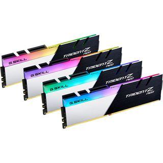 32GB (4x 8192MB) G.Skill Trident Z Neo Series - DDR4-3800MHz - Kit -