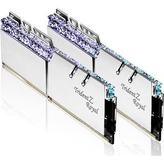 16GB (2x 8192MB) G.Skill Trident Z Royal Series - DDR4 - Kit - DIMM